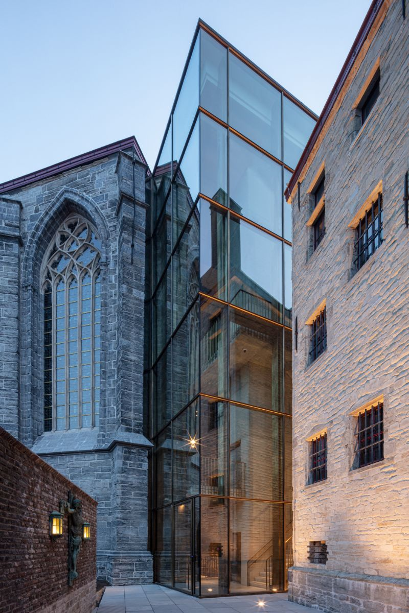 Bezoekerscentrum Sint-Baafskathedraal