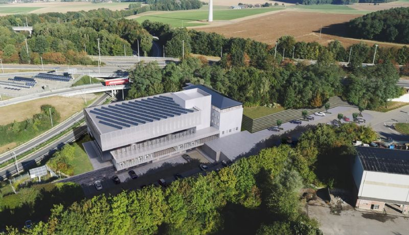 Extension du Centre PEREX