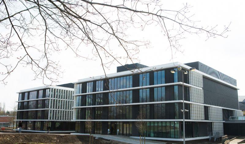 Kantoorgebouw KBC Mechelen