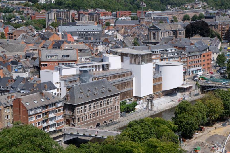 Le Delta (Maison de la Culture de la Province de Namur)