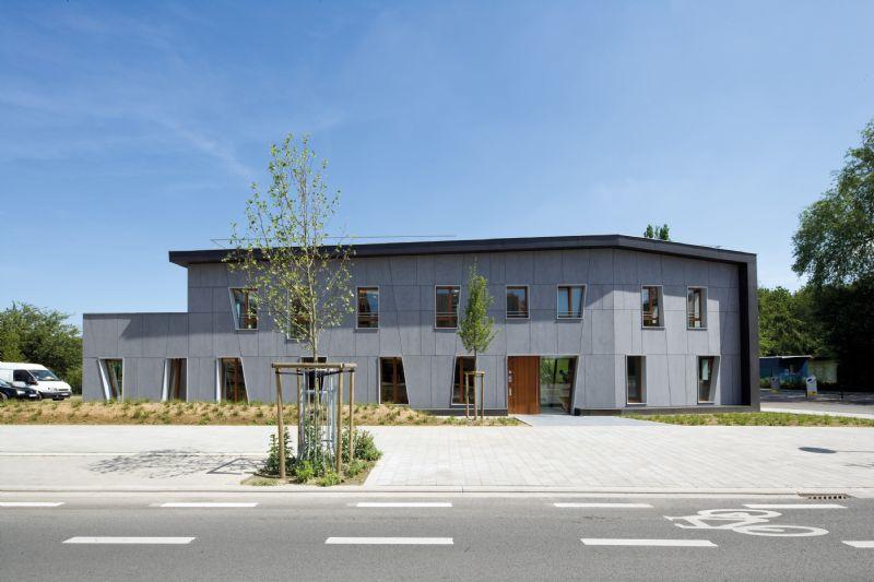 Crèche et logements – Neder-Over-Heembeek
