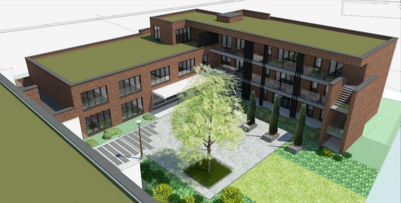 Woon- en zorgcentrum Meeuwen-Gruitrode