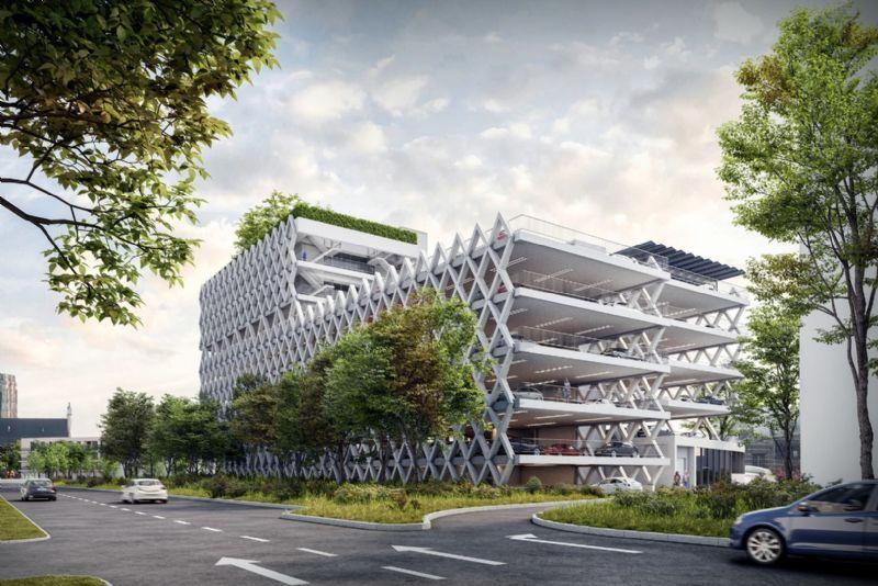 Mobiliteitshub Mechelen