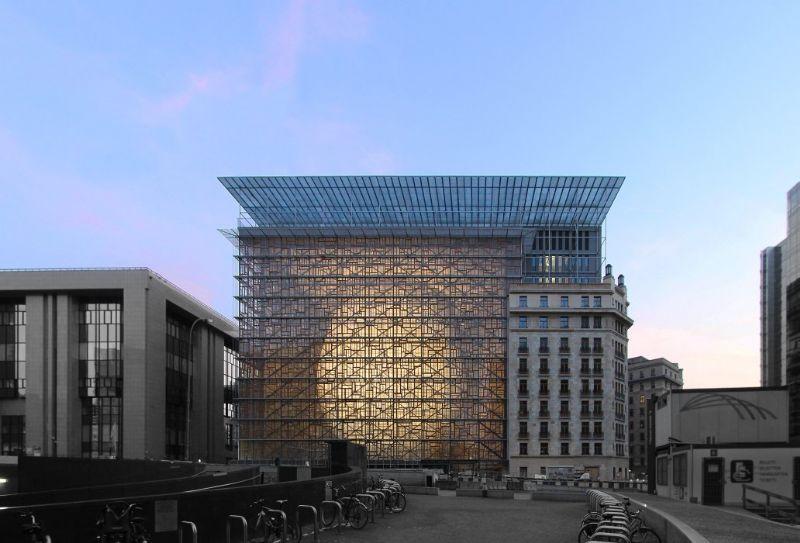 Résidence Palace (Europa)