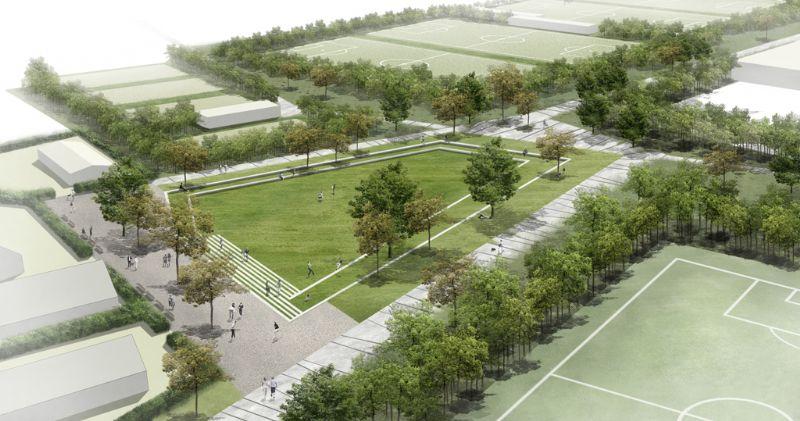 Park Groot Schijn Antwerpen