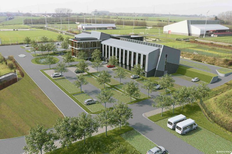 Belgian Football Centre