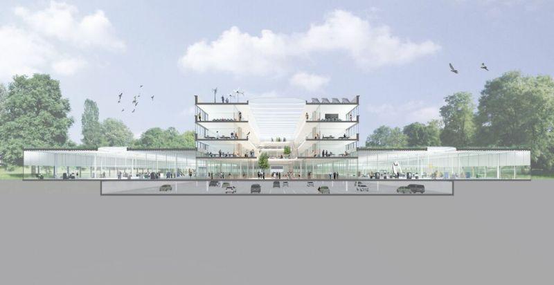 Campus T2 à Thor Park Genk
