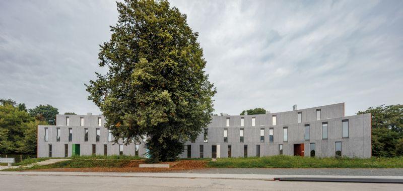 16 logements - Borsbeke