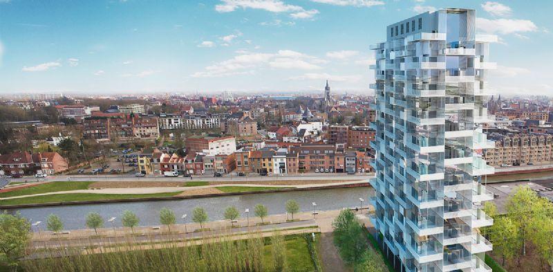K-Tower Kortrijk