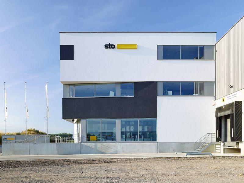 Nieuw Sto-gebouw