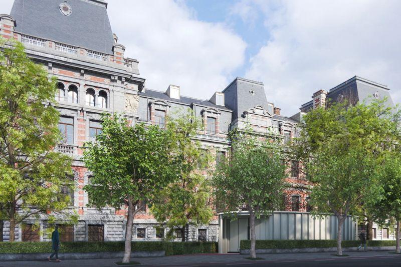 Gerechtshof Britselei Antwerpen