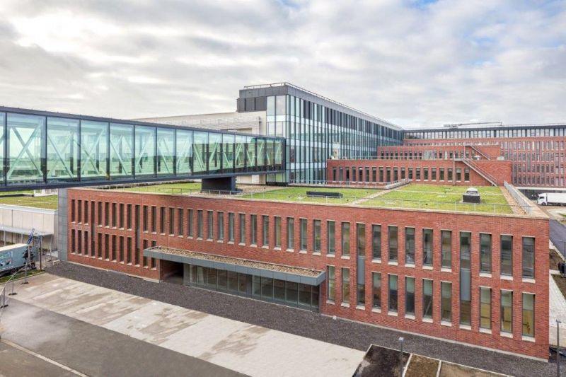 Campus hôpital  Delta