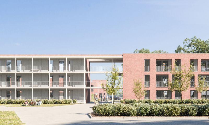 54 nieuwbouw sociale woningen Otterbeek