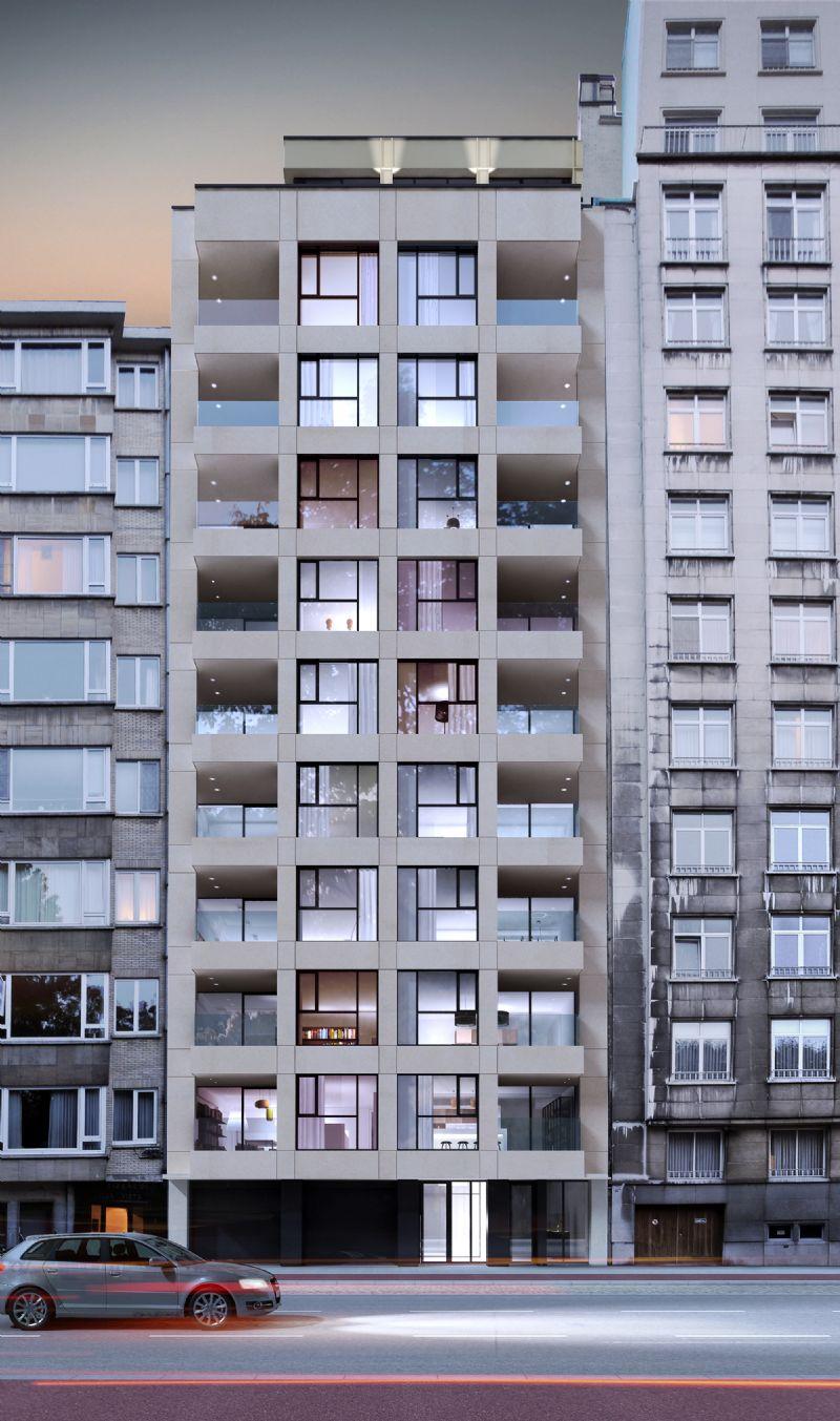 Appartementsgebouw Rubenslei