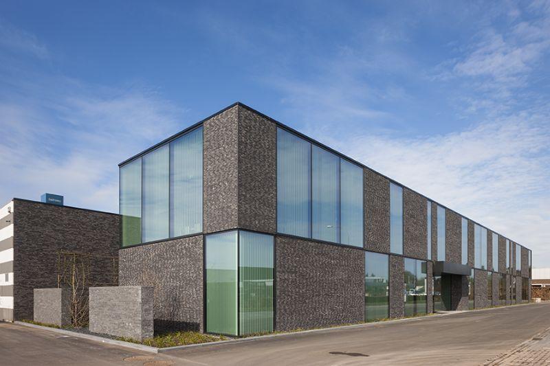 Nieuw kantoor Vanhout.pro Turnhout