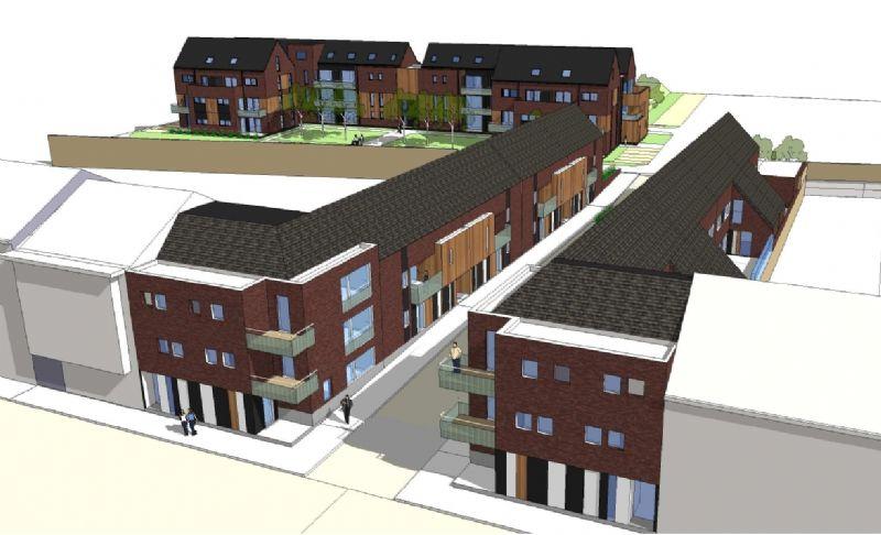 Doornwijk in Ninove: 52 sociale appartementen