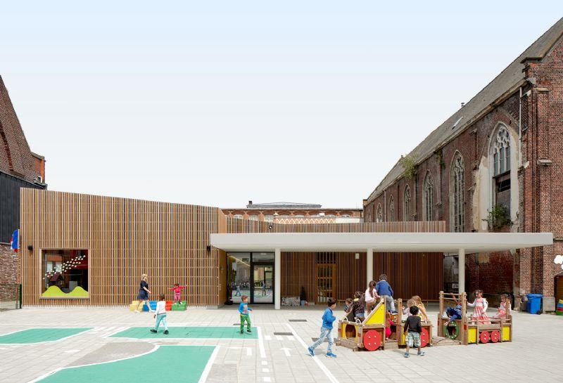 Scholencampus Kortrijk – Sint-Amands basisschool Noord Kortrijk
