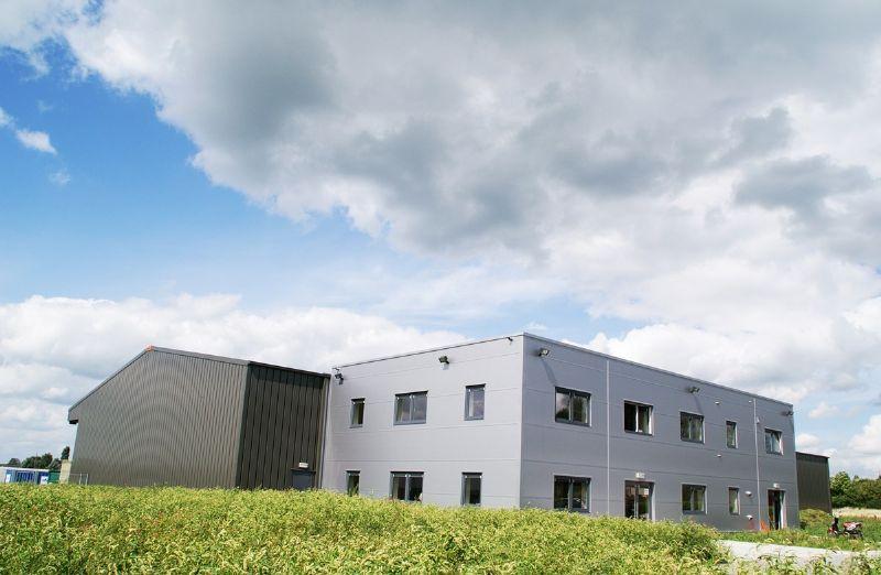 Sorteercentrum en kantoren RCYCL