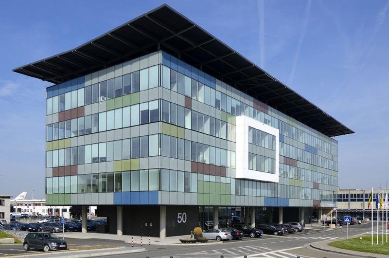 Liège Airport, bâtiment B50