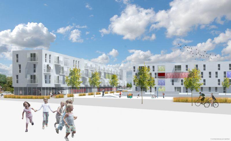 Sociale Huisvesting Prins Regentplein