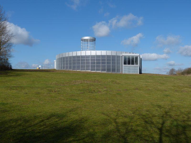 Silex's, centre d'interprétation des minières néolithiques de Spiennes