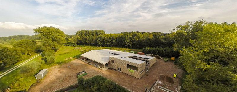 Natuurpunt opent ecologische loods in Gent