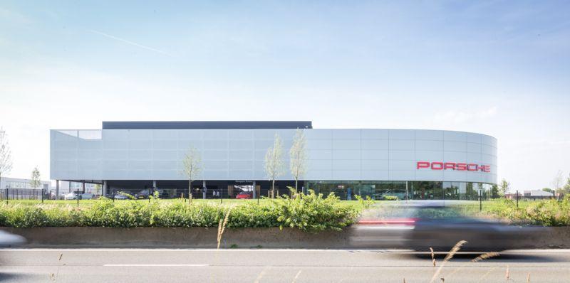Kronos Porsche Centre