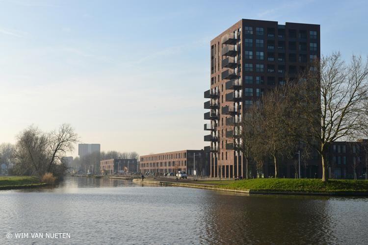 deWerf woningen Tilburg