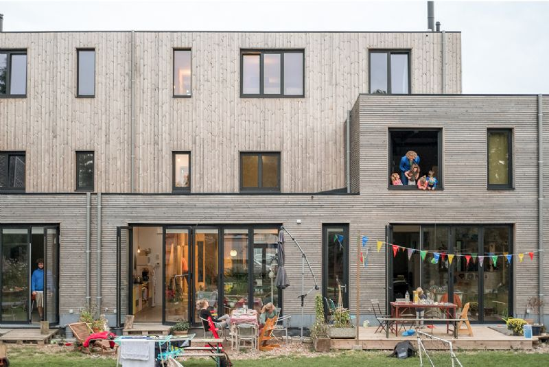 Cohousing Deurne