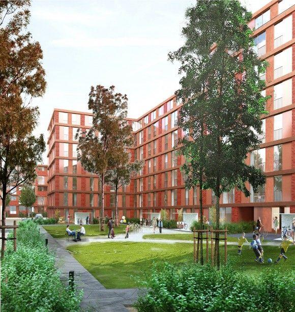 Erasmus : logements sociaux