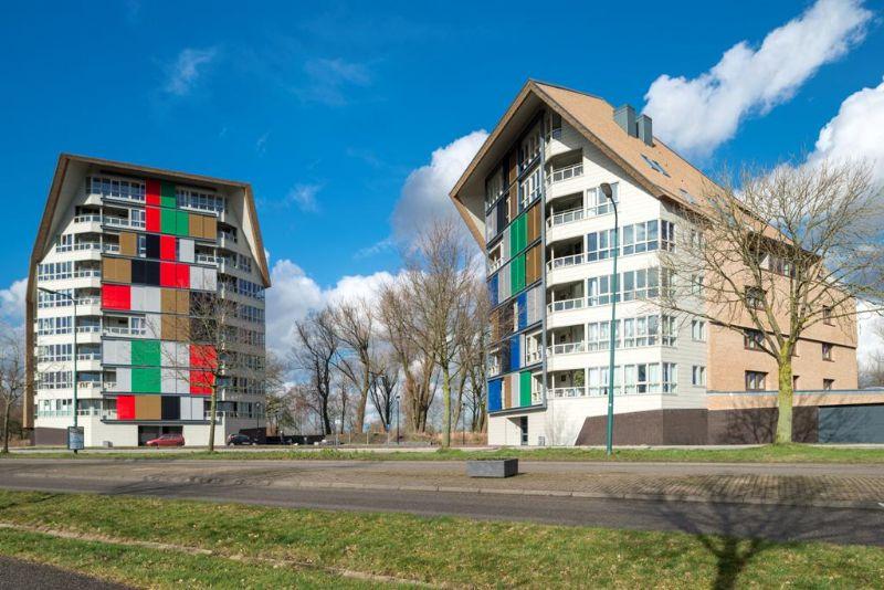 Project 't Zicht, 47 appartementen