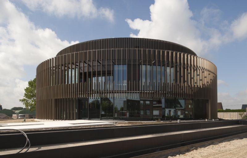 Kantoorgebouw Alheembouw