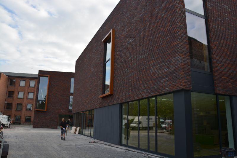 Extension Institut Sint-Eduardus Merksem