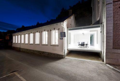 Rénovation des bureaux artau, Malmedy