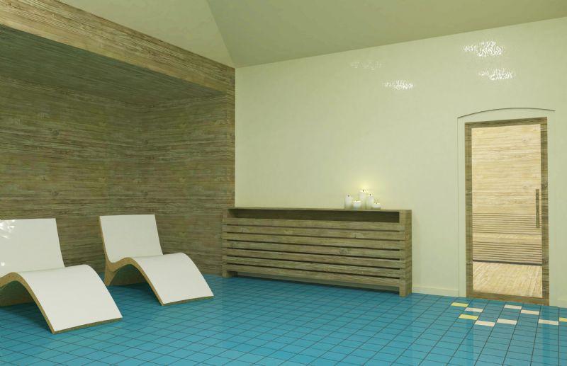 Turkse baden in Sint-Gillis