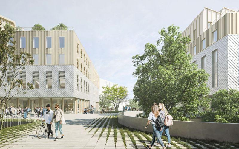 Howest Campus Brugge Station