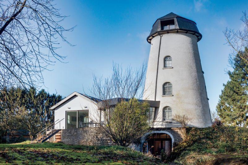 Habitation dans moulin à vent