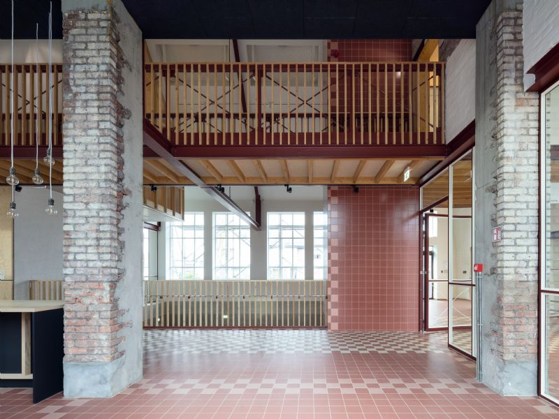 Ontmoetingscentrum Zwartberg-Noord
