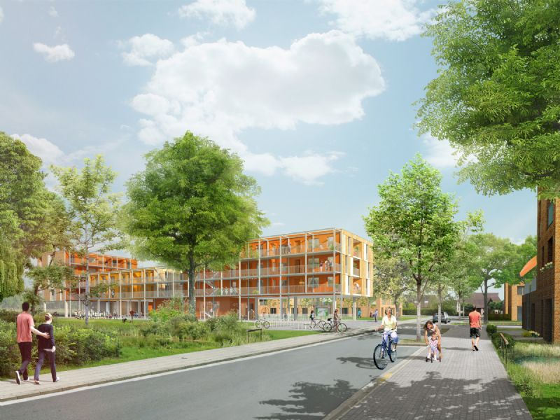 Project Somergempark Aalst