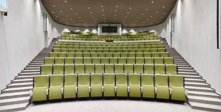 Auditoire 'Het Notenhof' AZ Groeninge