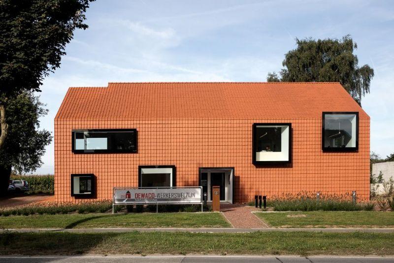 Immeuble de bureaux Dewaco Werkerswelzijn vzw