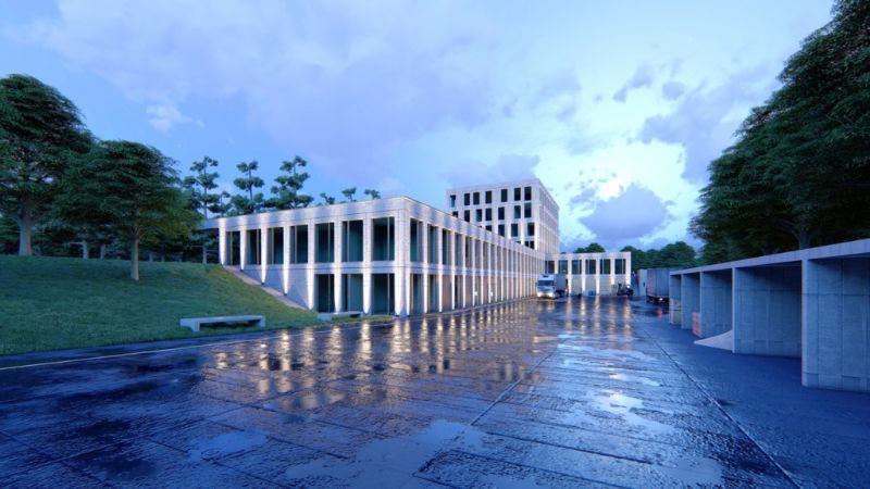 Nieuwe campus Sint Oda in Pelt
