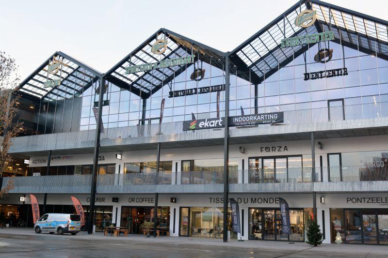Dok Noord in Gentse ACEC-site