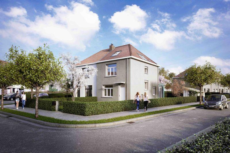 Modelproject VELUX: betaalbare renovatie arbeiderswoning Anderlecht