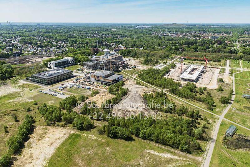 Bedrijvenpark Waterschei / Energyville