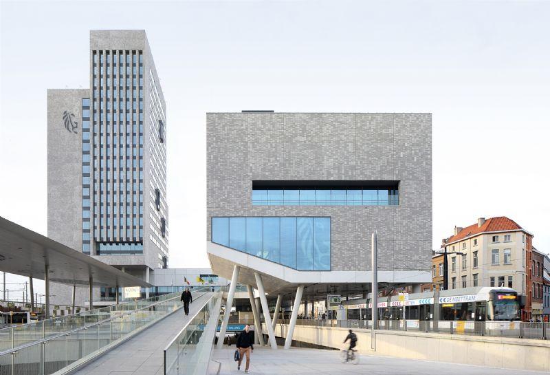 Tour de bureaux De Link (projet SOFA)
