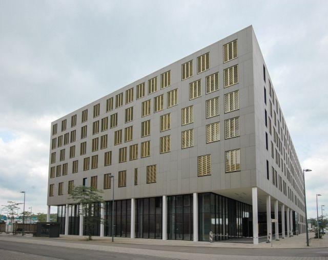 La Maison des Sciences Humaines - Esch-sur-Alzette (Lux.)