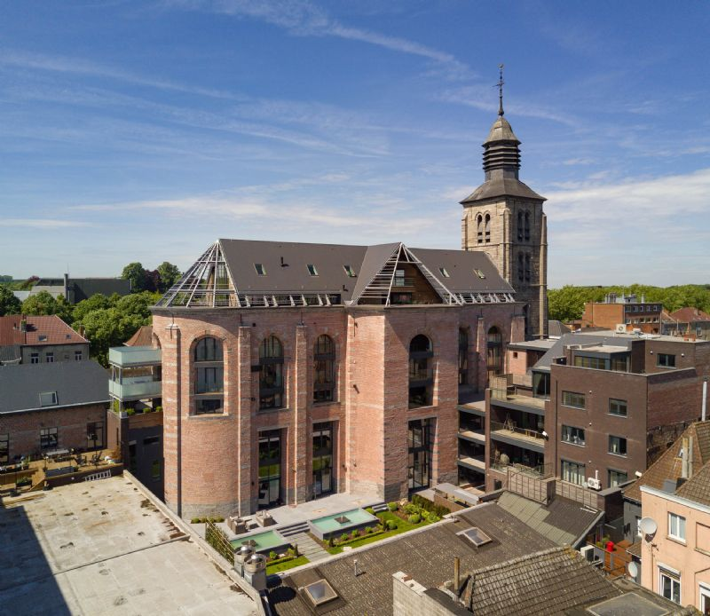 Lofts Sint-Margarethakerk Doornik