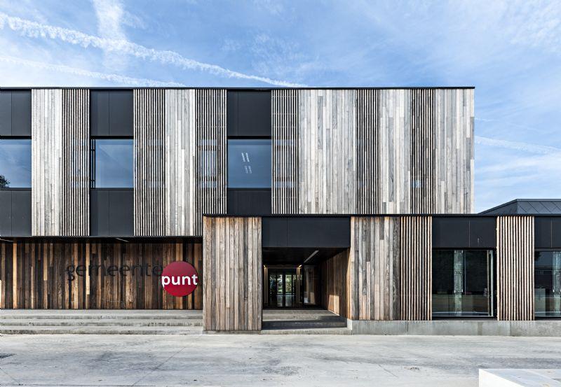 Nieuw administratief centrum Zwevegem