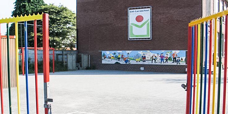 Renovatie Sint-Luciaschool